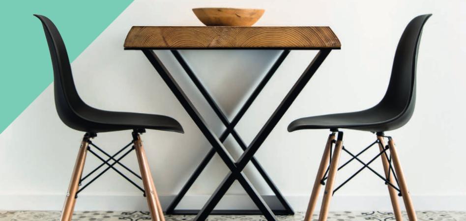 Novedades en el diseño de patas de mesa